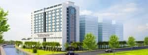 thiet ke benh vien dep 09 300x111 - Bộ sưu tập những thiết kế bệnh viện