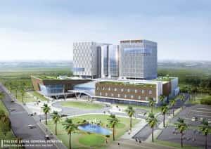 thiet ke benh vien sa 300x212 - Bộ sưu tập những thiết kế bệnh viện