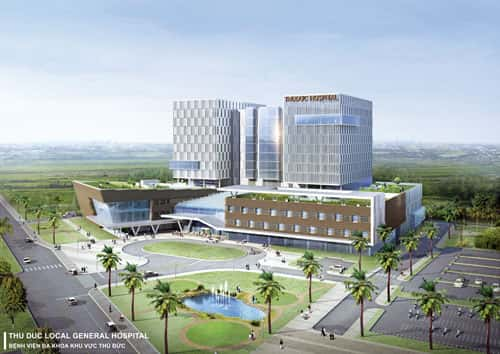 thiet ke benh vien sa - Bộ sưu tập những thiết kế bệnh viện