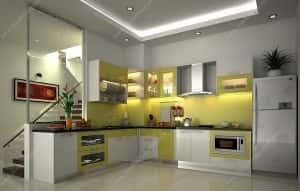 thiet ke bep dep 20130402135823 300x191 - Thiết kế nội thất bếp - Ý tưởng táo bạo để khẳng định đẳng cấp
