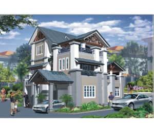 thiet ke biet thu dep 009bnm 300x250 - Tư vấn mẫu thiết kế biệt thự đẹp ở Đà Nẵng