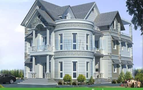Bộ sưu tập các thiết kế biệt thự đẹp nhất