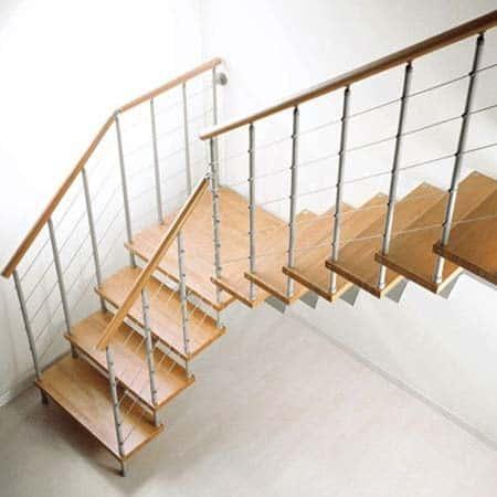 thiet ke cau thang dep 13 - Tổng hợp các mẫu thiết kế cầu thang đẹp hiện nay