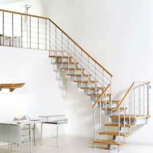 thiet ke cau thang dep 14 300x300 - Tổng hợp các mẫu thiết kế cầu thang đẹp hiện nay