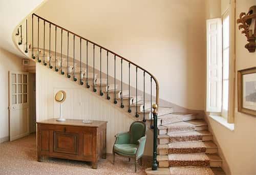 thiet ke cau thang dep 2 tu van thiet ke cau thang 1170414 - Tổng hợp các mẫu thiết kế cầu thang đẹp hiện nay