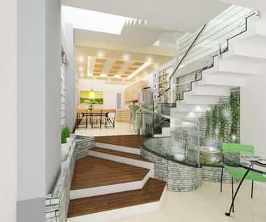 thiet ke cau thang dep 5703546873 af6051c479 - Tổng hợp các mẫu thiết kế cầu thang đẹp hiện nay