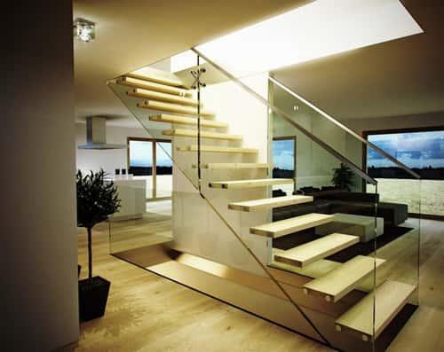 thiet ke cau thang dep cau thang dep hien dai 5 - Tổng hợp các mẫu thiết kế cầu thang đẹp hiện nay