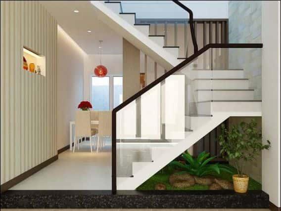 thiet ke cau thang dep - Tổng hợp các mẫu thiết kế cầu thang đẹp hiện nay