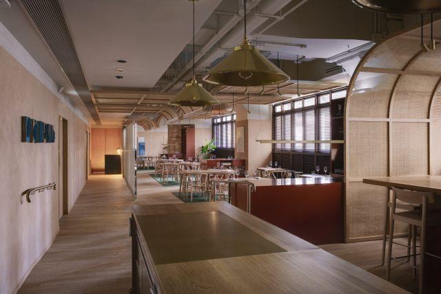thiet ke nha hang 1 e1623853115512 - Thiết kế thi công nhà hàng đẹp sang trọng