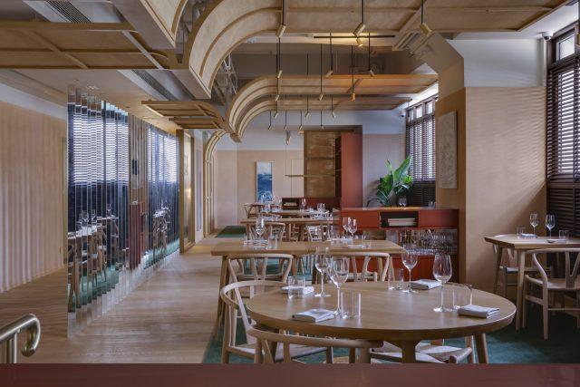 thiet ke nha hang 3 e1623853144871 - Thiết kế thi công nhà hàng đẹp sang trọng