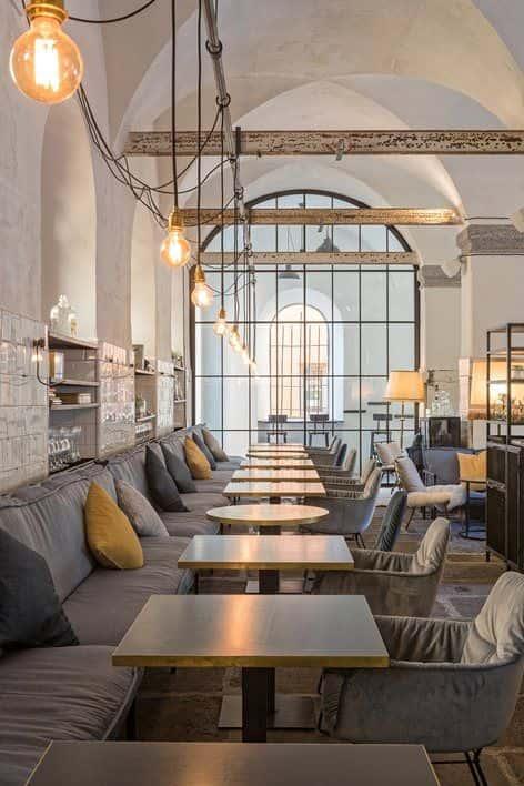 thiet ke nha hang dep 13 - Thiết kế thi công nhà hàng đẹp sang trọng