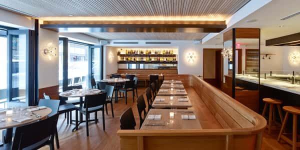 thiet ke nha hang dep ms03 - Thiết kế thi công nhà hàng đẹp sang trọng