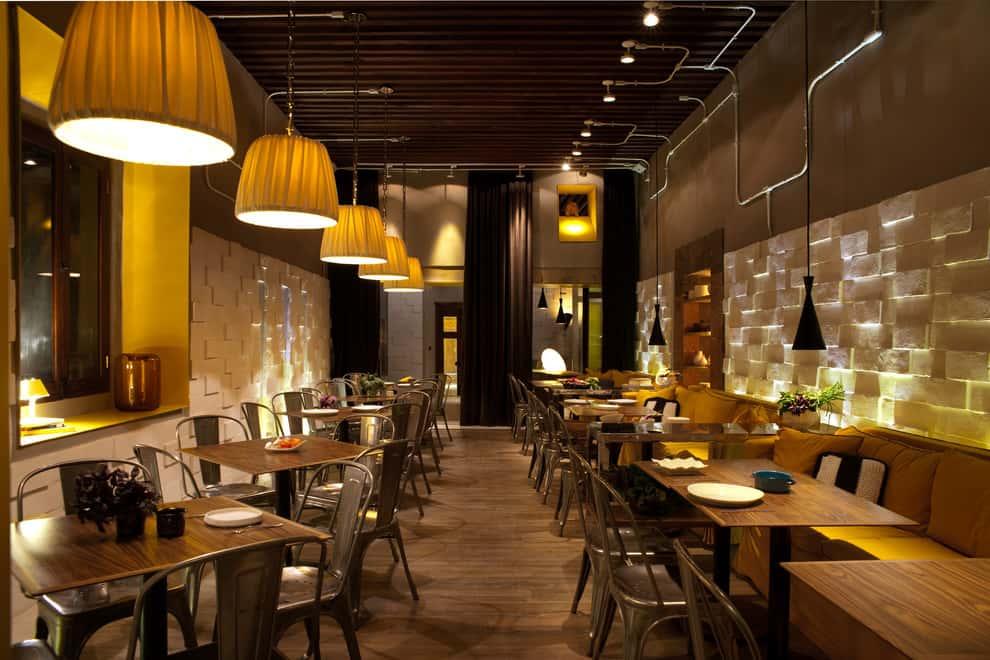 thiet ke nha hang dep - Thiết kế thi công nhà hàng đẹp sang trọng