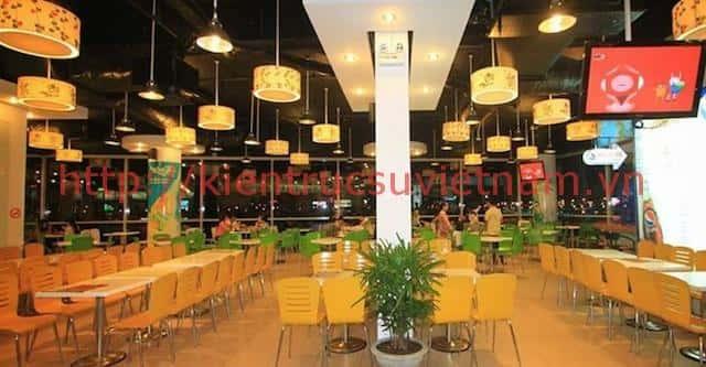 thiet ke nha hang han quoc dep 2 - Thiết kế thi công nhà hàng đẹp sang trọng