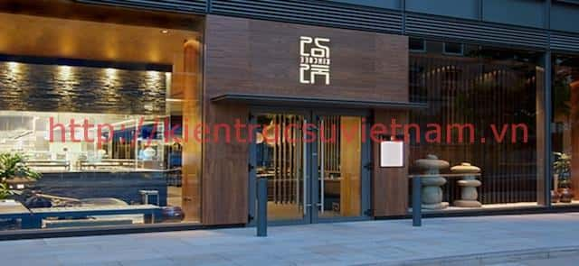 thiet ke nha hang han quoc dep 5 - Thiết kế và thi công nhà hàng phong cách Hàn Quốc