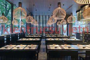 thiet ke nha hang han quoc dep 6 300x200 - Thiết kế và thi công nhà hàng phong cách Hàn Quốc