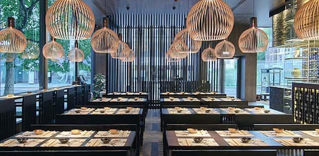Thiết kế và thi công nhà hàng phong cách Hàn Quốc