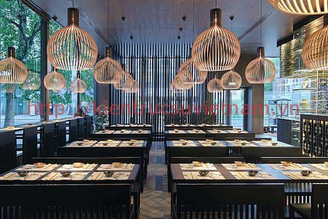 thiet ke nha hang han quoc dep 6 - Thiết kế thi công nhà hàng đẹp sang trọng