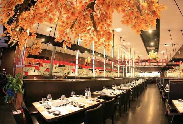 thiet ke nha hang han quoc dep - Thiết kế và thi công nhà hàng phong cách Hàn Quốc