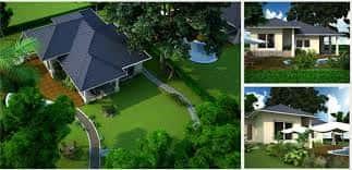 thiet ke nha vuon a 1 - Thiết kế nhà vườn đẹp