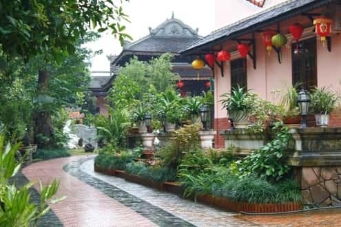 thiet ke nha vuon f 1 - Thiết kế nhà vườn đẹp