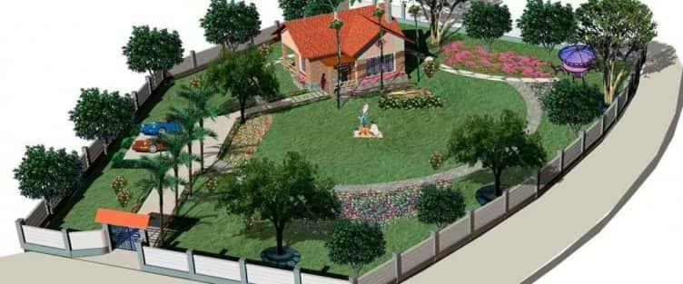 Bộ sưu tập những mẫu thiết kế nhà vườn đẹp