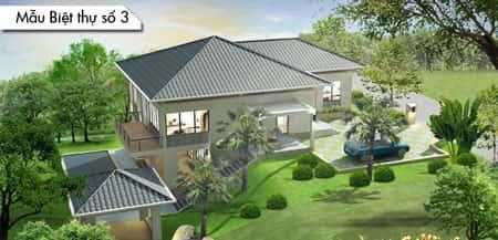 thiet ke nha vuonf 1 - Thiết kế nhà vườn đẹp