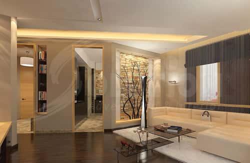 thiet ke noi that biet thu 01 - Tư vấn thiết kế nội thất biệt thự đẹp mang phong cách Châu Âu