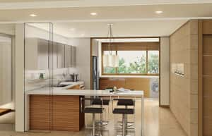 thiet ke noi that chung cu 03 300x193 - Thiết kế thi công nội thất căn hộ chung cư đẹp