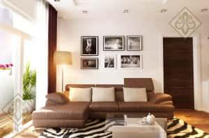thiet ke noi that chung cu 1d 300x198 - Thiết kế thi công nội thất căn hộ chung cư đẹp