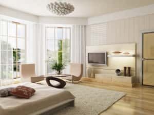 thiet ke noi that chung cu 1hj 300x225 - Thiết kế thi công nội thất căn hộ chung cư đẹp
