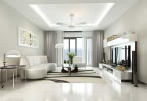 thiet ke noi that chung cu 300x206 - Thiết kế thi công nội thất căn hộ chung cư đẹp