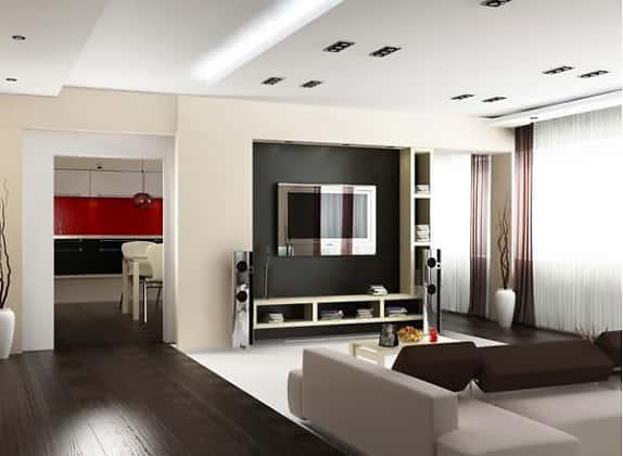 thiet ke noi that chung cu ab - Thiết kế thi công nội thất căn hộ chung cư đẹp