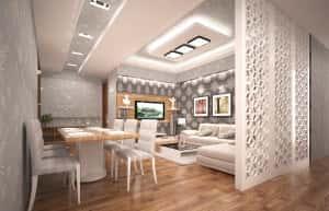 thiet ke noi that chung cu acv 300x193 - Thiết kế thi công nội thất căn hộ chung cư đẹp