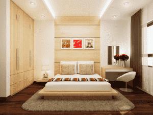 thiet ke noi that chung cu dep 300x225 - Thiết kế thi công nội thất căn hộ chung cư đẹp