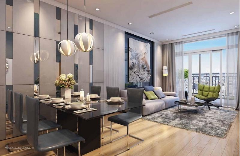 thiet ke noi that chung cu dep.jpeg - Thiết kế thi công nội thất căn hộ chung cư đẹp