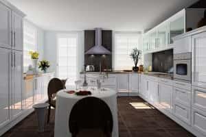 thiet ke noi that nha bep1 1 300x200 - Thiết kế nội thất bếp - Ý tưởng táo bạo để khẳng định đẳng cấp