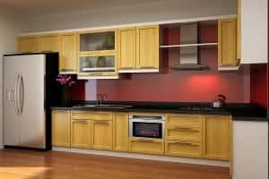 thiet ke noi that nha bep4 300x200 - Thiết kế nội thất bếp - Ý tưởng táo bạo để khẳng định đẳng cấp