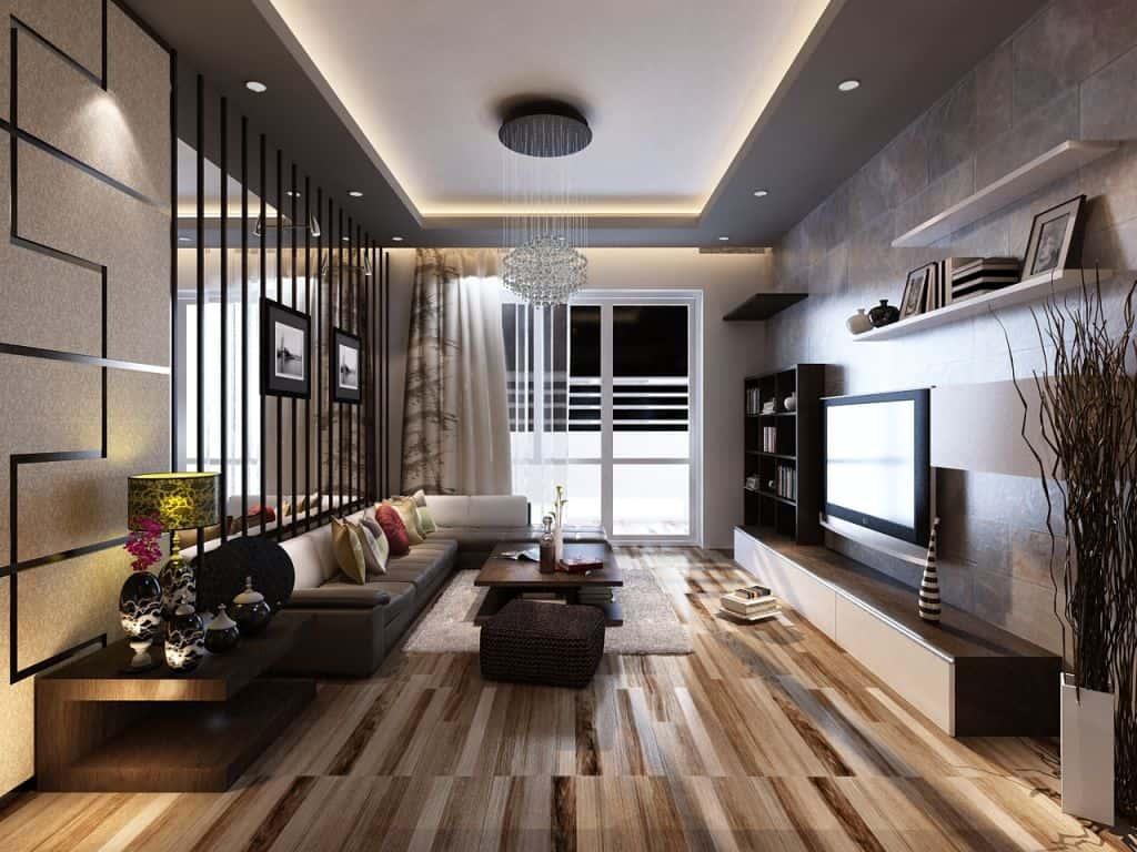 thiet ke noi that nha pho 1aa - 15 mẫu thiết kế nội thất nhà phố hot nhất 2016