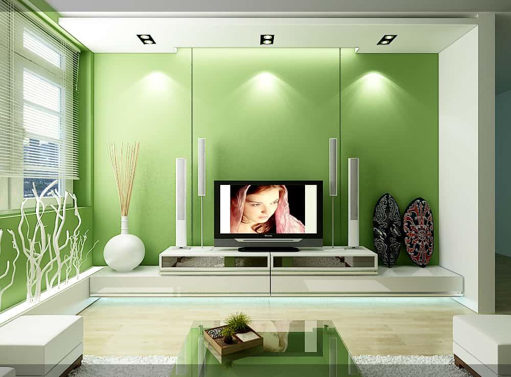 thiet ke noi that phong khach02 - Thiết kế nội thất phòng khách - 4 bước đơn giản tạo nên không gian đẹp