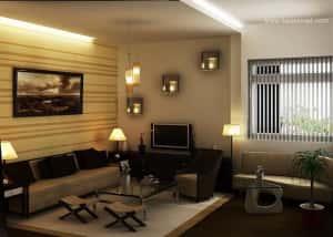 thiet ke noi that phong khach42 300x214 - Thiết kế nội thất phòng khách - 4 bước đơn giản tạo nên không gian đẹp