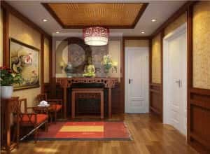 thiet ke noi that phong tho p 300x220 - Thiết kế nội thất phòng thờ