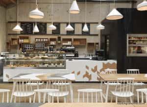 thiet ke quan cafe 1 300x218 - Bộ sưu tập những mẫu thiết kế quán cafe đẹp