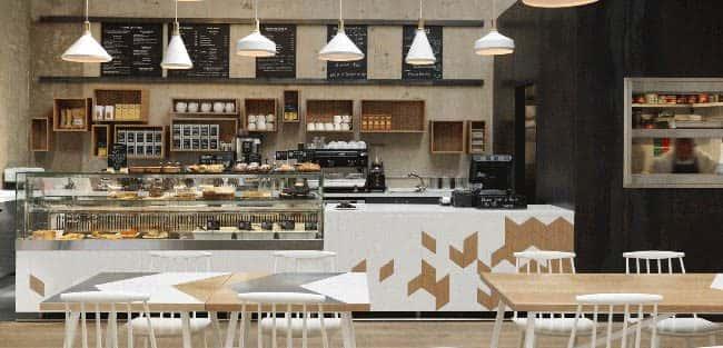 Bộ sưu tập những mẫu thiết kế quán cafe đẹp