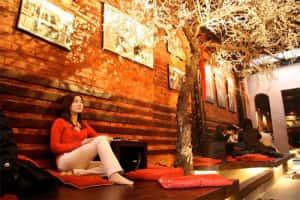 thiet ke quan cafe bet 100bsd 300x200 - Thiết kế quán cafe bệt