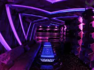 thiet ke quan karaoke dep moi 5 300x225 - Bộ sưu tập những mẫu thiết kế quán karaoke đẹp