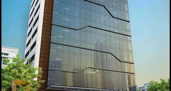 Bộ sưu tập những mẫu thiết kế tòa nhà cao tầng
