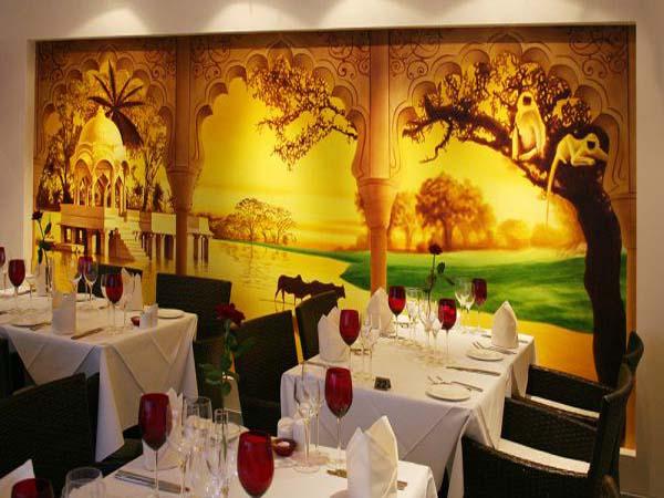 vẽ tranh tường cho nhà hàng khách sạn 7 - Vẽ tranh tường cho nhà hàng, khách sạn