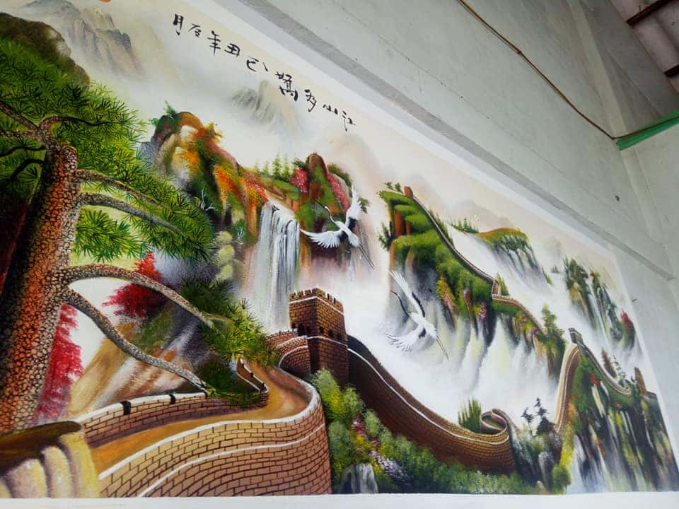 ve tranh tuong dep 10 - Vẽ tranh tường tại Hà Nội