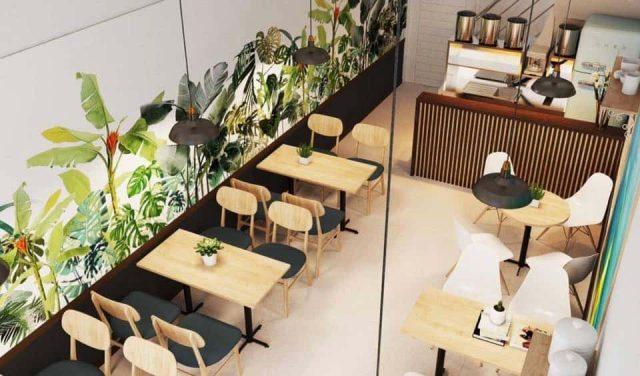 ve tranh tuong dep 20 e1619110329237 - Vẽ tranh tường quán Cafe 2d, 3d cực đẹp theo yêu cầu đảm bảo tiến độ